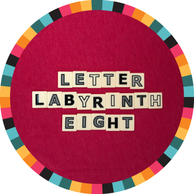 Letter Labyrinth Eight