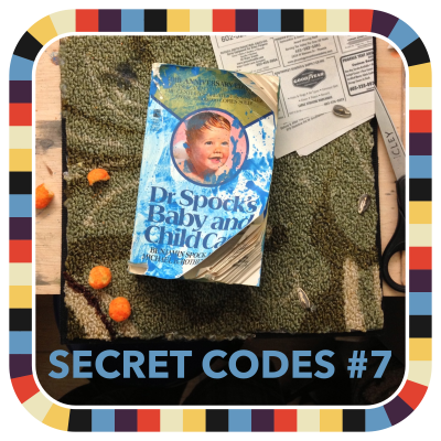 Secret Codes #7 image
