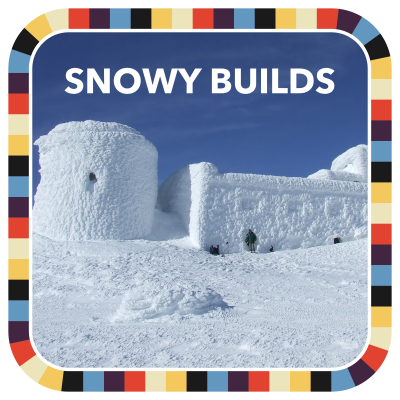 Snowy Builds  badge image