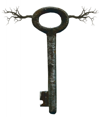 The Graveyard Key image