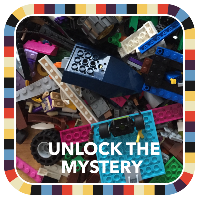 Unlock The Mystery badge image