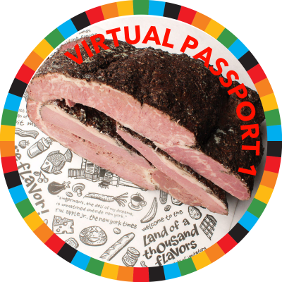Zingerman's Virtual Passport 1
