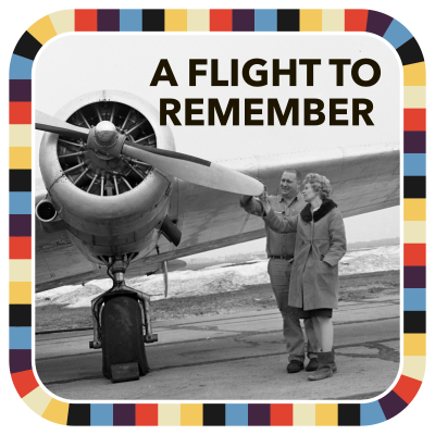 A Flight to Remember badge image