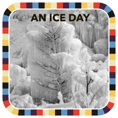 An Ice Day badge image