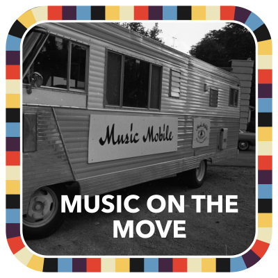 Music on the Move badge image