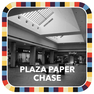 Plaza Paper Trail badge image