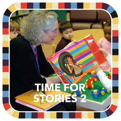 Time for Stories 2 badge image