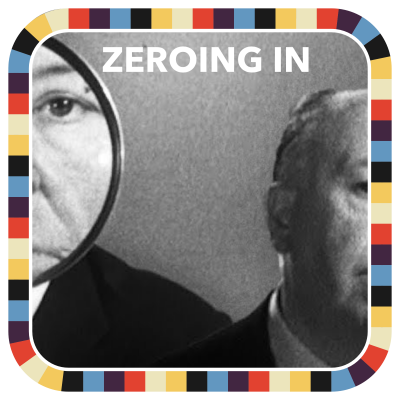 Zeroing In badge image