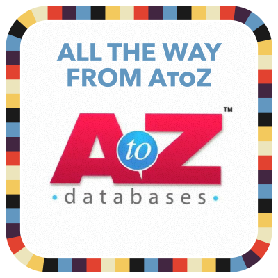 All The Way From AtoZ badge image