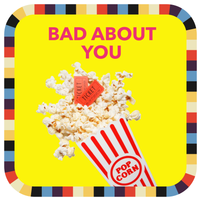 Bad About You badge image