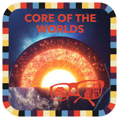 Core of the Worlds badge image
