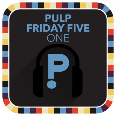 Friday Five One badge image