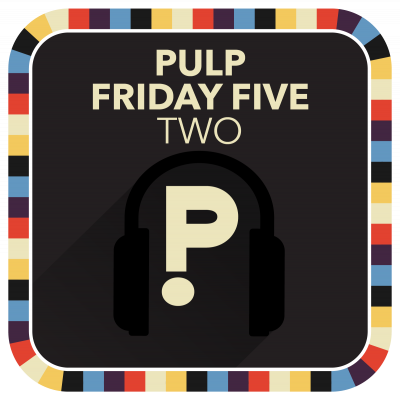 Friday Five Two badge image
