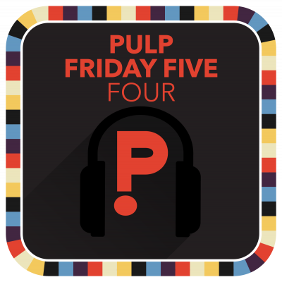 Friday Five Four badge image