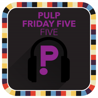 Friday Five Five badge image