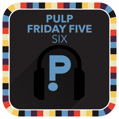 Friday Five Six badge image