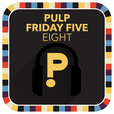 Friday Five Eight badge image