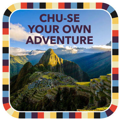 Chu-se Your Own Adventure