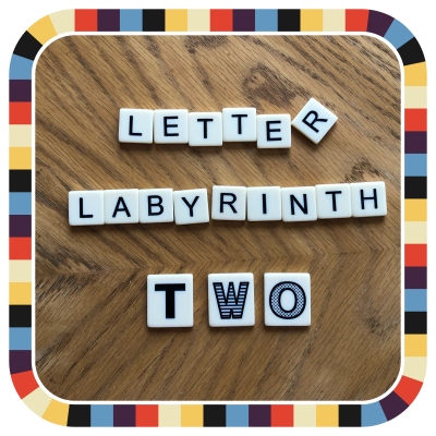 Letter Labyrinth Two badge image