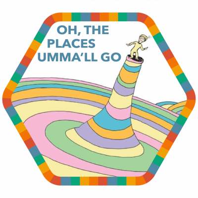 Oh, the Places UMMA'll Go!