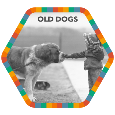 Old Dogs badge image