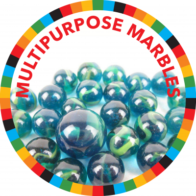 Multipurpose Marbles