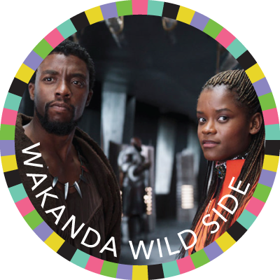 Wakanda Wild Side