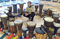 DrumsLori