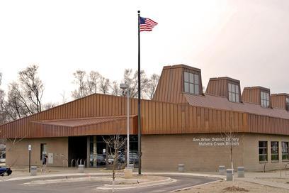 Malletts Creek Branch Ann Arbor District Library