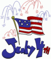 Celebrate the Fourth of July Craft Program