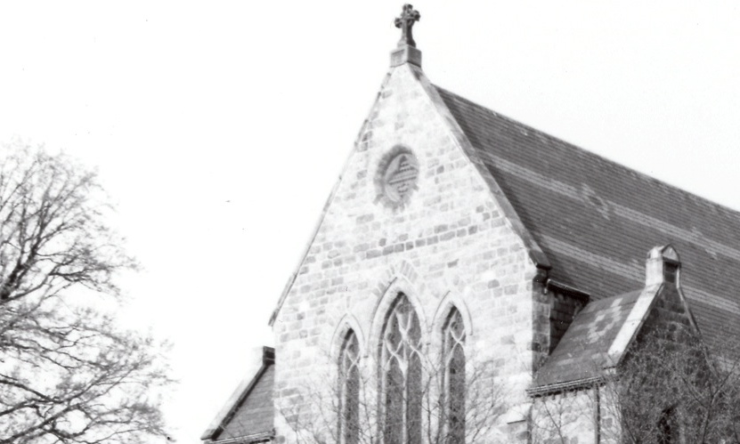Photograph of First Congregational Church
