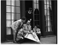 Jonas Salk and family