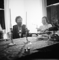 Donald Hall and Bert Hornback