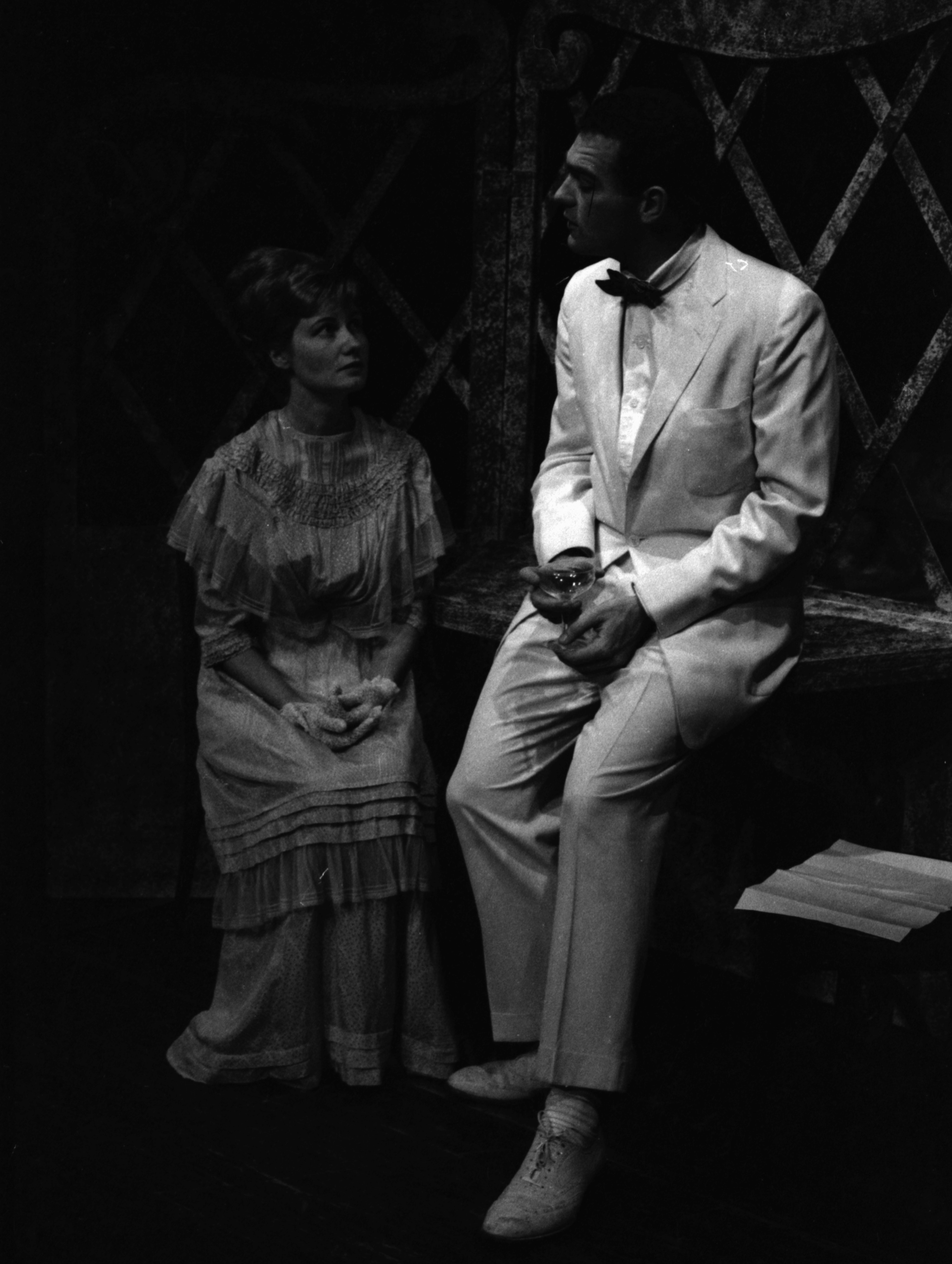 Summer and Smoke review – gripping return for rare Tennessee Williams