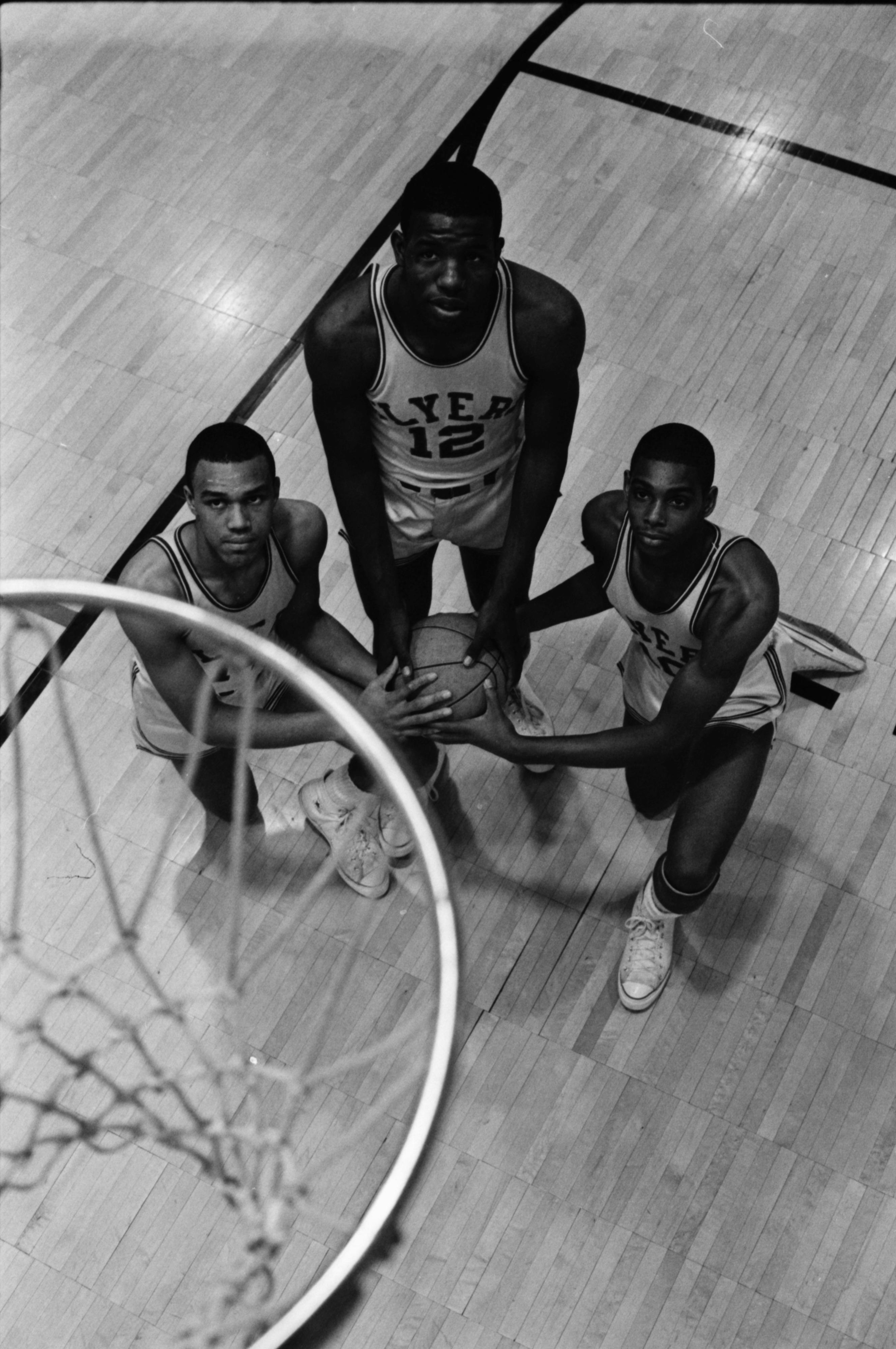 Old School Basketball Players School Basketball Players
