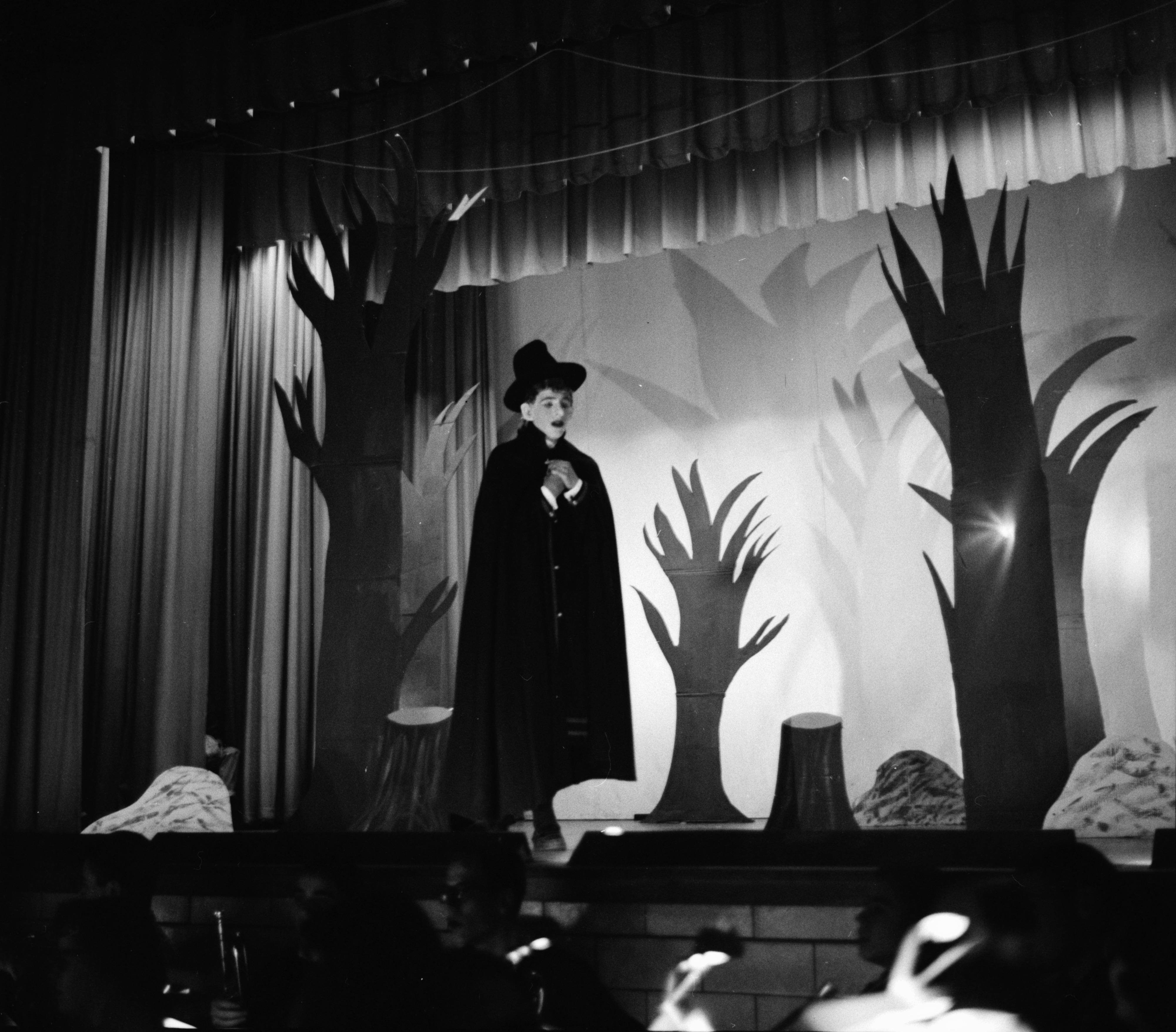 Sleepy Hollow High School: Old News Photos