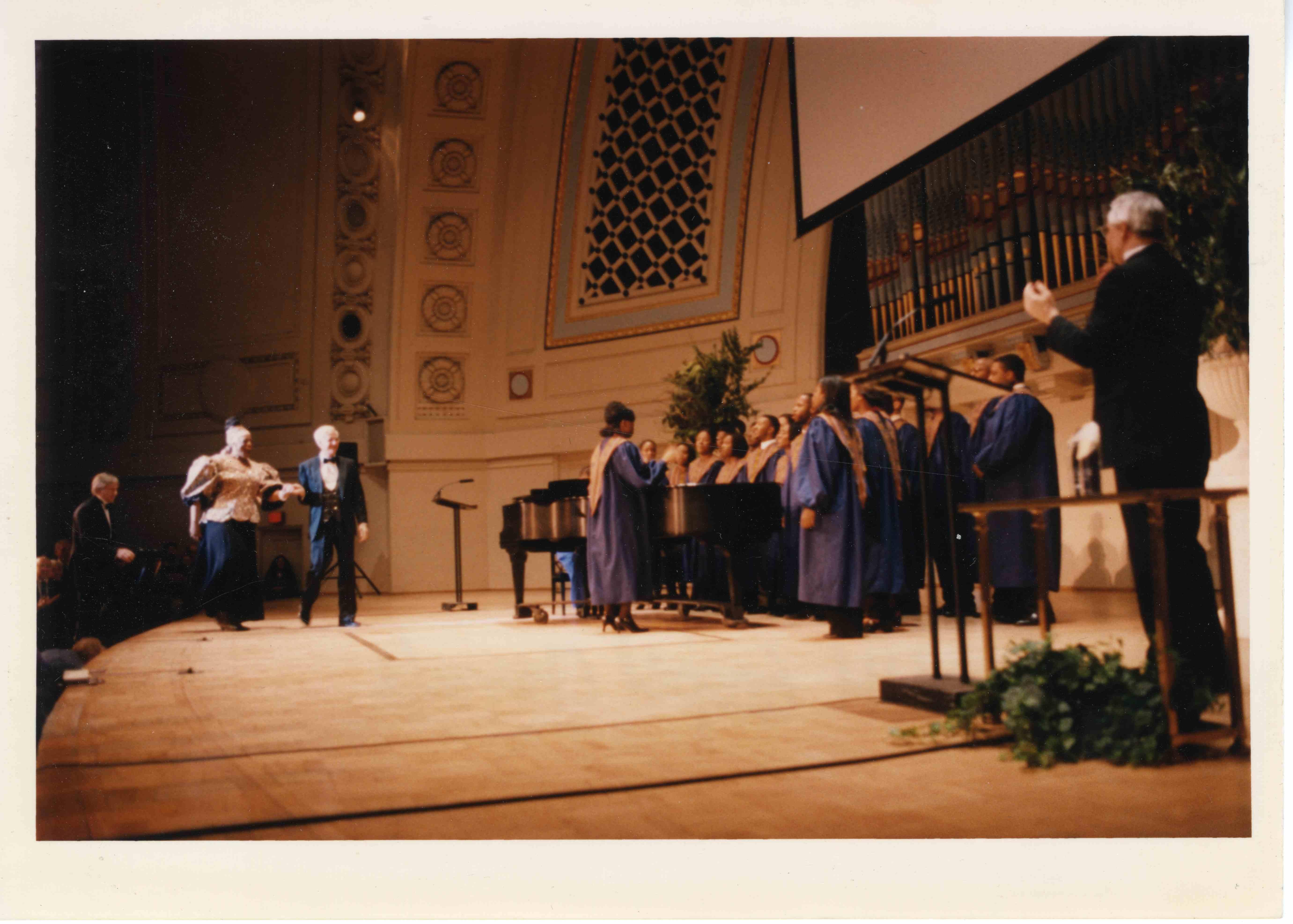 Ford Honors Program, April 26, 1997