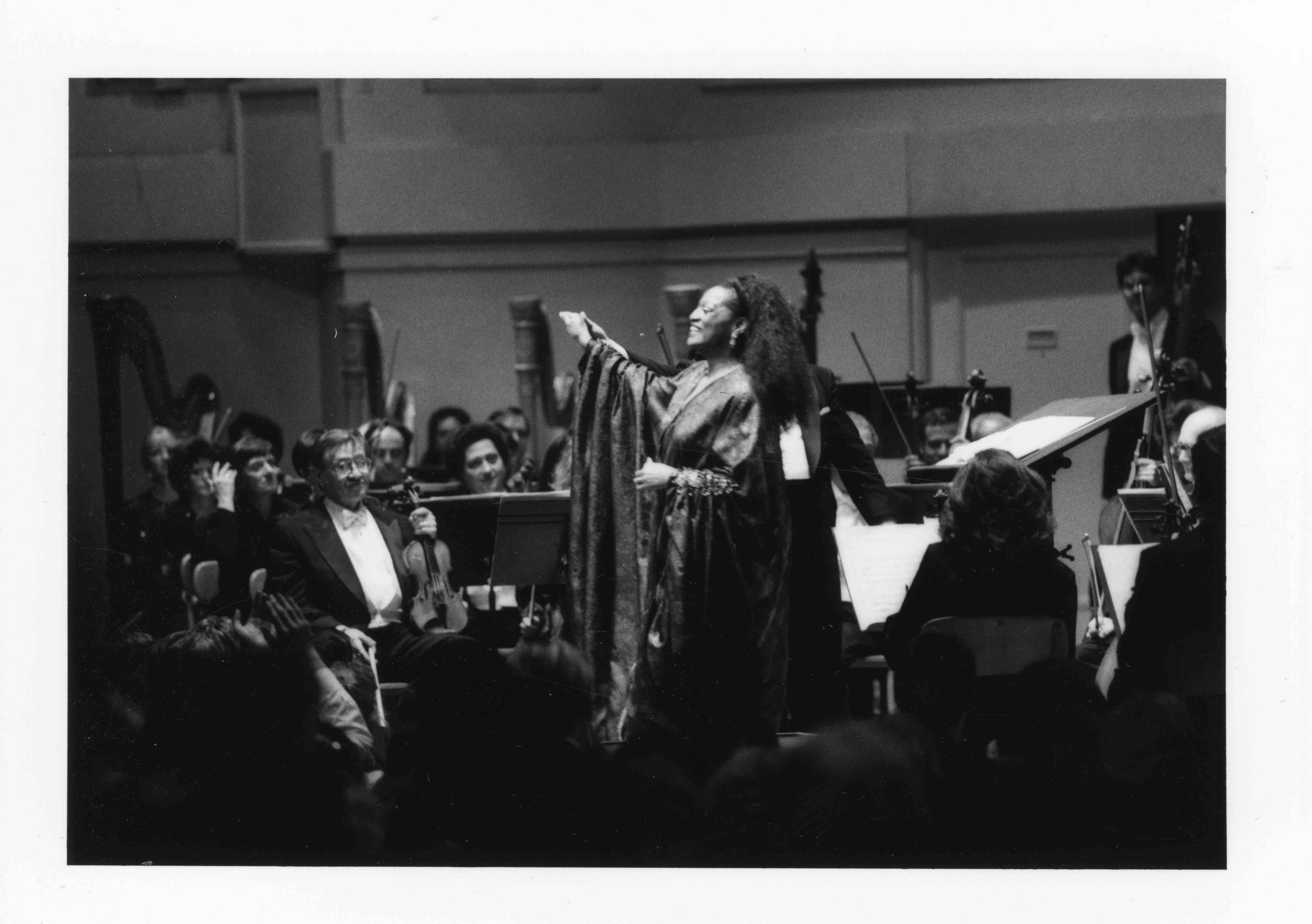 Jessye Norman, Metropolitan Opera Orchestra, April 30, 1991