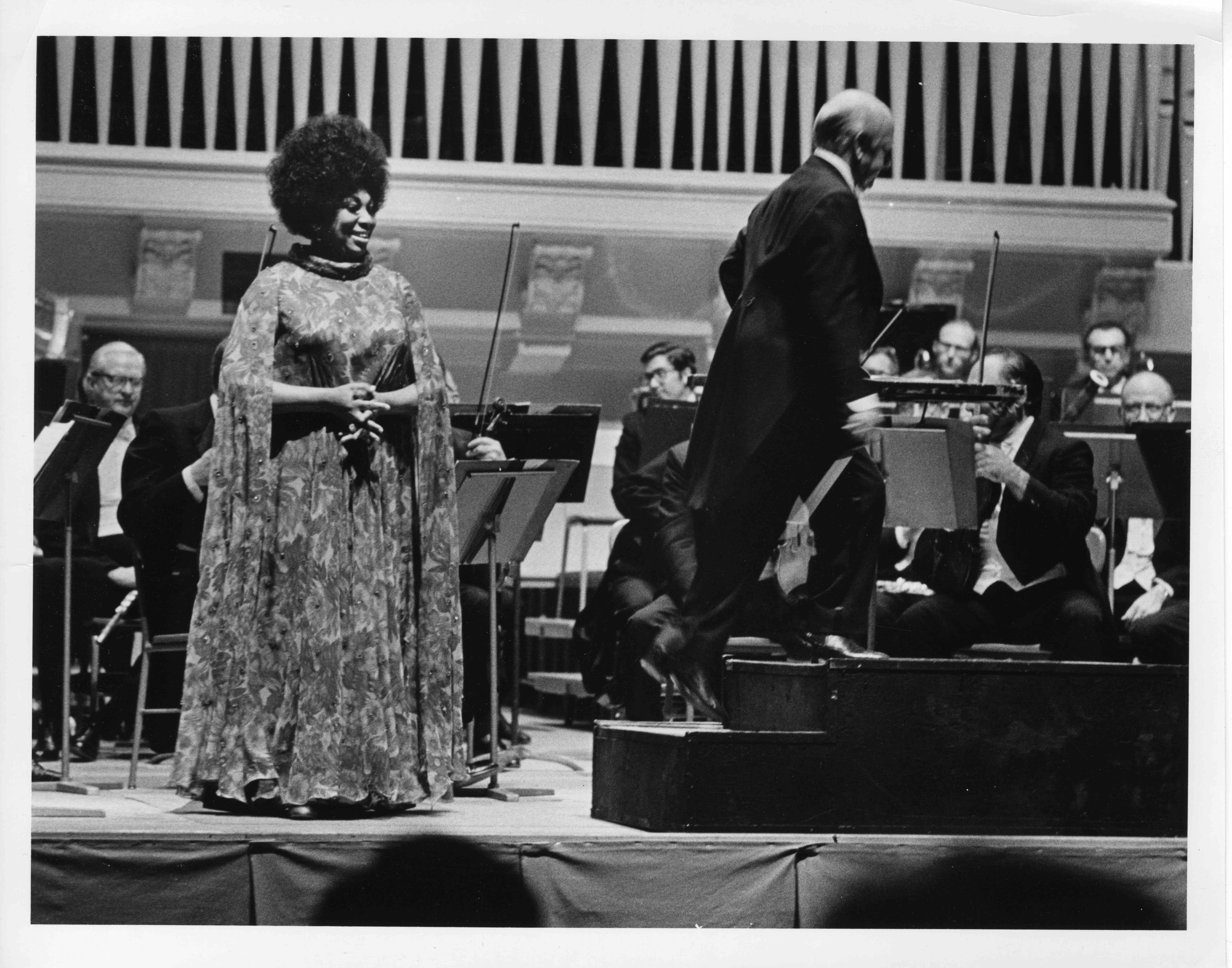 Leontyne Price, May Festival, 1971