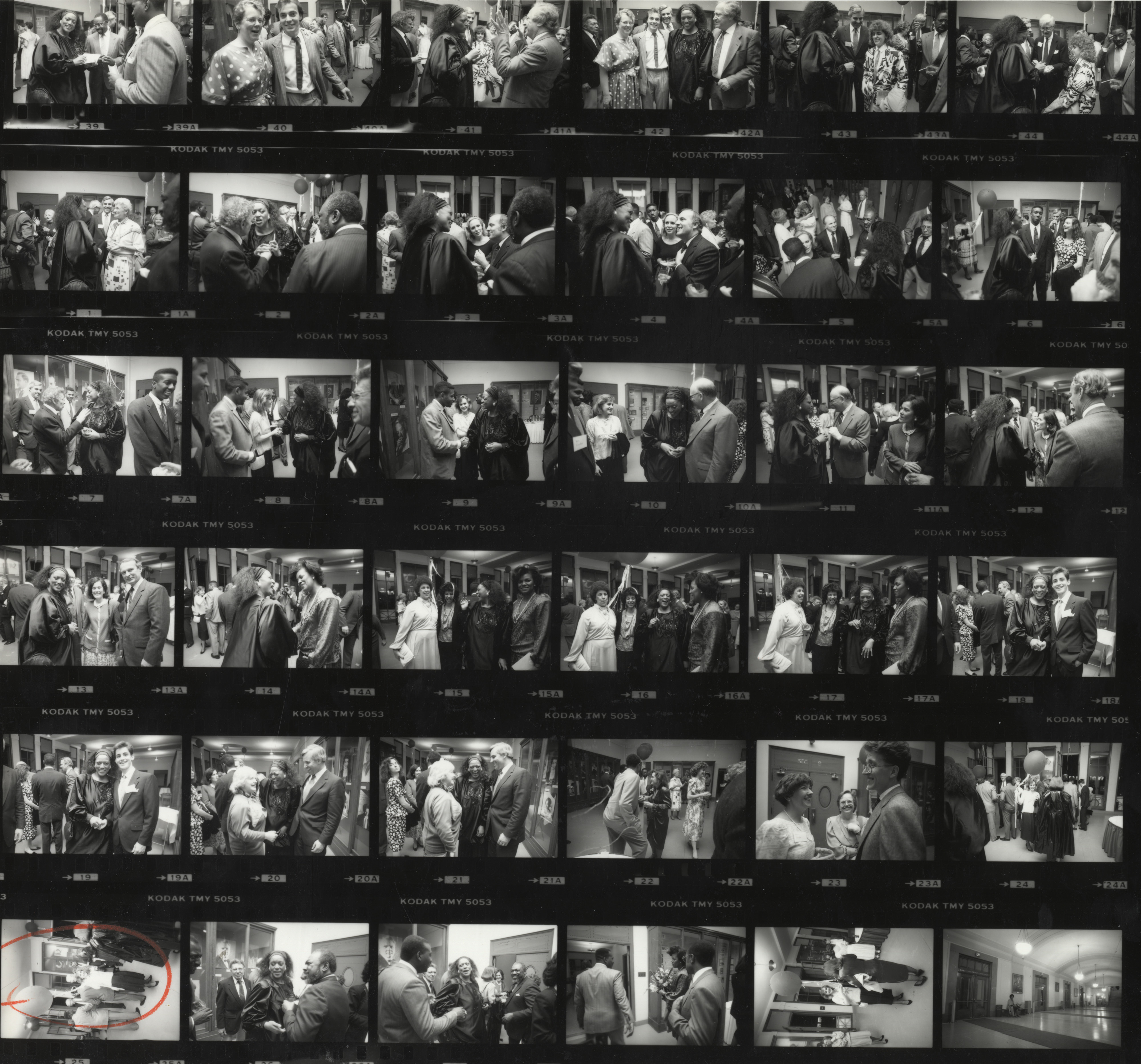 May Festival, 1989