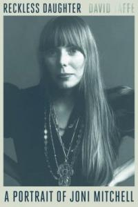 Promotional image for Martin Bandyke Under Covers: Martin talks to David Yaffe, author of Reckless Daughter: A Portrait of Joni Mitchell podcast