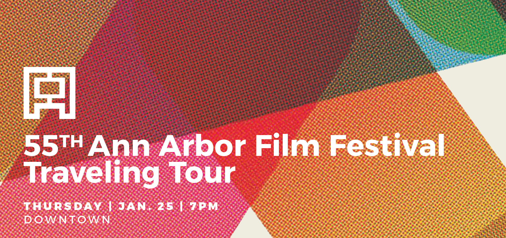 Ann Arbor Film Festival 55th Tour. Six experimental short films.