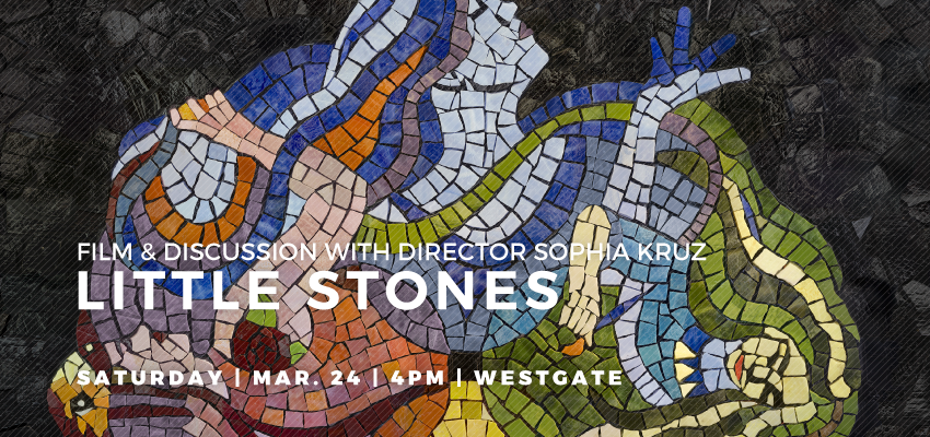 Little Stones - Saturday March 24. .