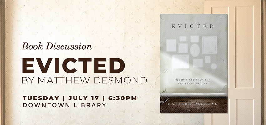 Evicted - Tuesday July 17. .