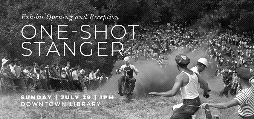 Stanger Exhibit - Sunday July 29. .