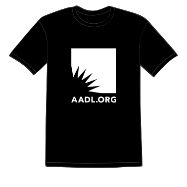 Cover image for AADL Logo Tshirt