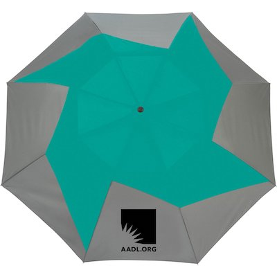 Cover image for *ALL GONE* AADL Pinteel Umbrella