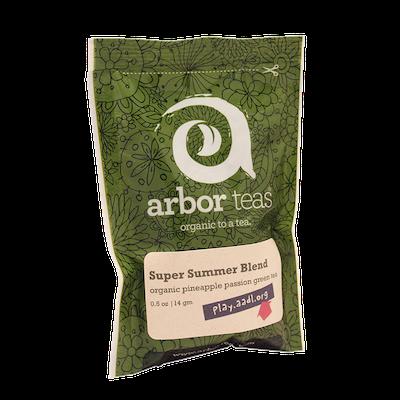 Cover image for Arbor Teas Super Summer Blend