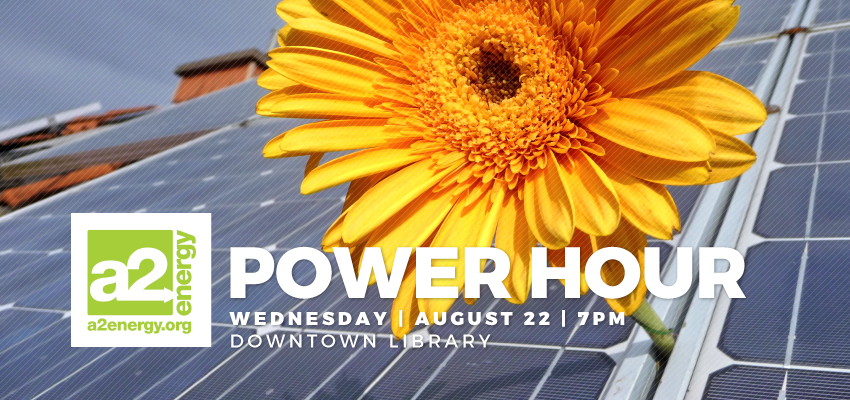 Power Hour - Wed. Aug 22. .