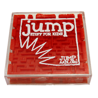 Cover image for *MARKED DOWN* 2015 JUMP Mini Maze